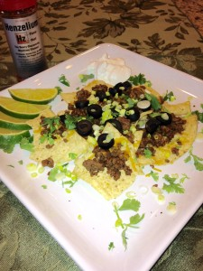 You need to always add a little heat to your nachos!